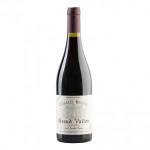 Grand Vallon- Syrah- Merlot 2017