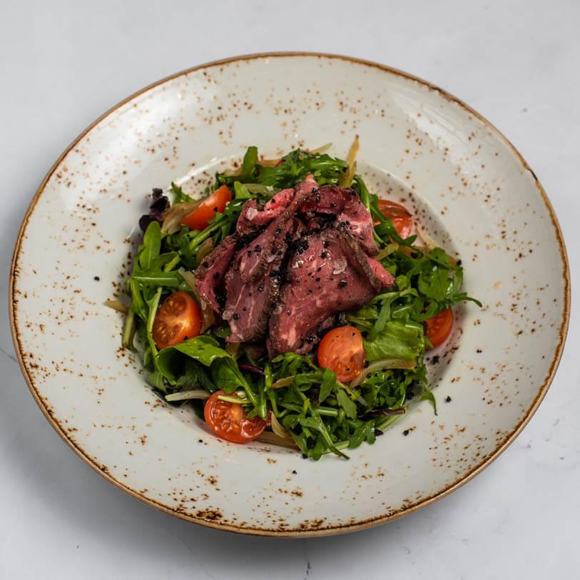 Roastbeef salát